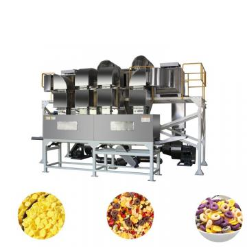 Kellogg's Corn Flakes Cereal Snacks Making Machinery