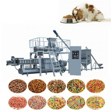 Dog pet treats chews snacks food production line making machine chewing