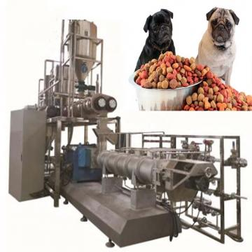 Full Production Line Dog Food Extruder/Dog Food Making Machine/Equipment for The Production of Dog Food