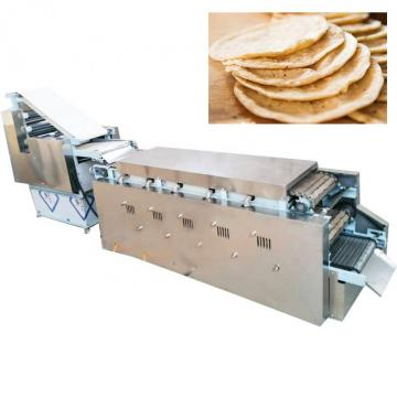 Automatic roti mexican pancake tortilla making machine production line for chapati maker food industries high quality